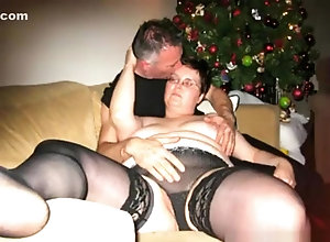 Old man and older woman sex