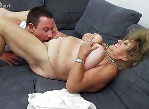 Big fat mature sex clips