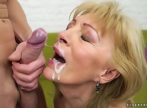 Mature facial tube