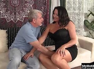 Big ass mom matur
