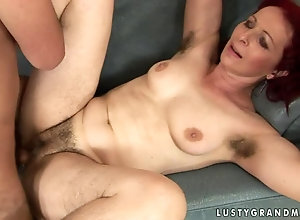 Mom Hairy Sex