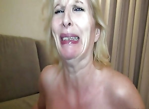 Nasty mature woman tube