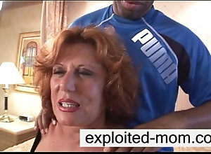 Curvaceous Blonde Milf Interracial - Nasty Mature Interracial Sex Clips - Porn Mom Tube