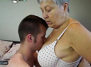 Sex clip porn tube granny