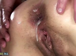 Anal tube mom Stepmom anal
