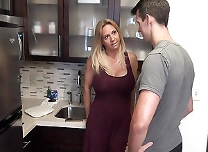 Slut kitchen fuck nasty