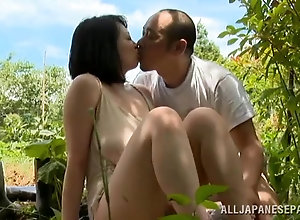 Fucked in the rice fields